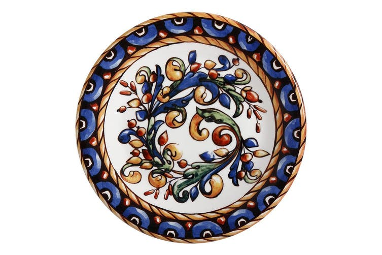 Maxwell & Williams Ceramica 20cm Salerno Round Dessert Side Plate Trevi