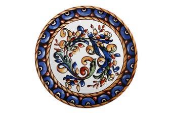 Maxwell & William's Ceramica 31cm Salerno Serving Food Platter Plate Trevi
