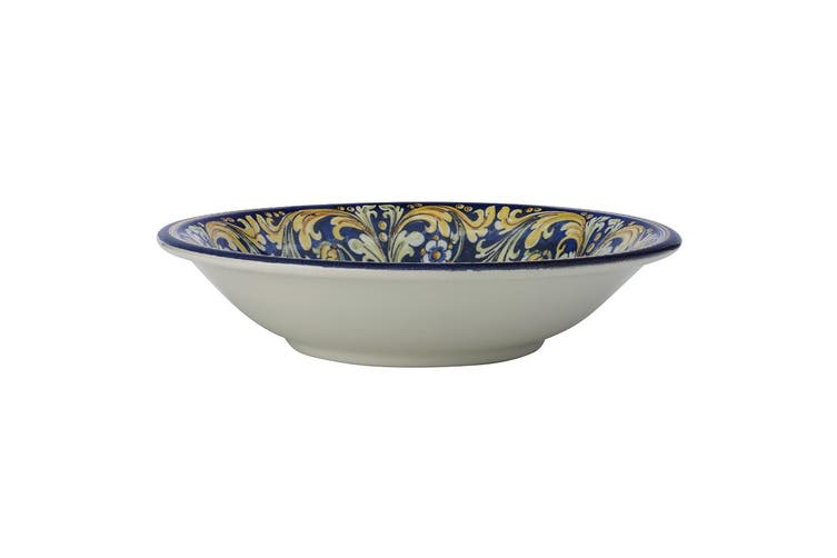 Maxwell & Williams Ceramica 21cm Salerno Ceramic Dinner Pasta Bowl Piazza