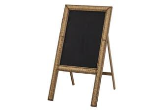 Amalfi Fairhaven 80cm Blackboard Cafe School Bamboo Sign Home Kitchen Notes BLK