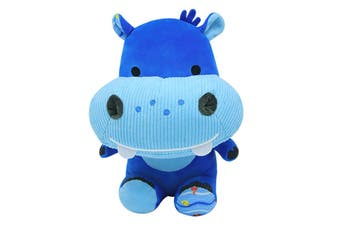 Marcus Marcus Plush Toy 2020 Collectible Character Baby 0m+ Lucas Hippo Blue