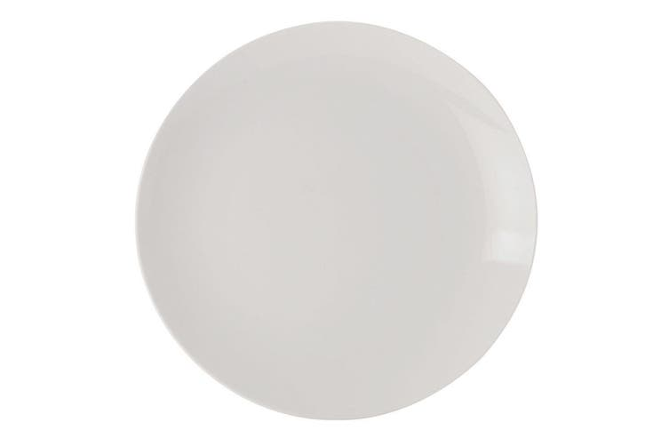1pc Set Maxwell & Williams White Basics Coupe Round Side Plate 19cm Tableware