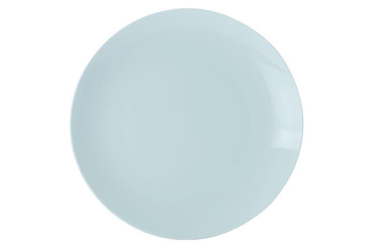 Set Maxwell & Williams White Basics Porcelain Round Coupe Entree Plate 23cm