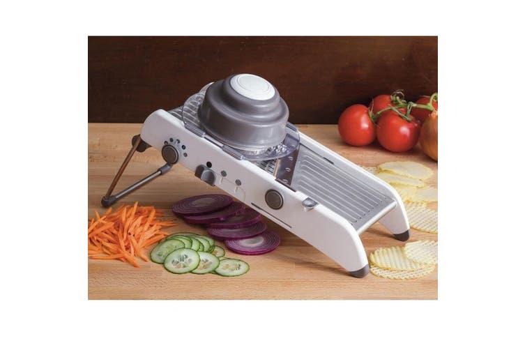 Progressive PL8 Professional Mandoline Food Slicer Vegetable Cutter Julienne