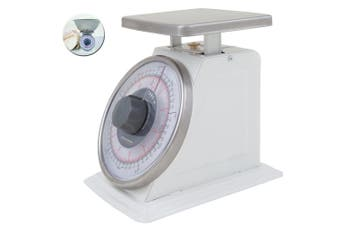 Savannah Professional 5kg Mechanical Kitchen Food Weighing Scale Analogue Retro