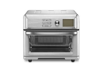Cuisinart 40cm 17L Express Electric LCD Digital Oven Air Fryer Stainless Steel