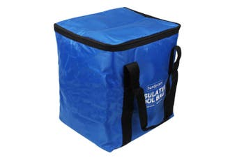 White Magic Insulated 30L Cool Bag Storage Cooler Drink Food Container Blue