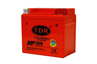 TDR GEL 12V 5AH YTX5L-BS Motorcycle Scooter Battery Replace YTX5L-BS YTX5LBS YTZ7S MBTZ7S DTX5L-BS DTX5LBS