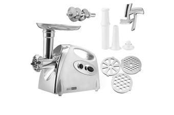 2800W Electric Stainless Steel Meat Grinder Kitchen Sausage Maker Meat Cutter