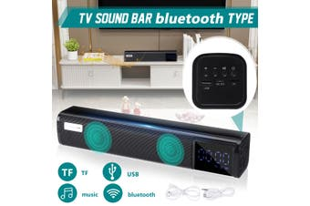 bluetooth Home TV Sound Bar Speaker Theater Subwoofer Stereo Soundbar