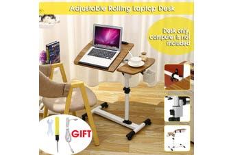 Adjustable Portable Laptop Desk Rotatable Laptop Desk Foldable Computer Desk Liftable Standing Desk