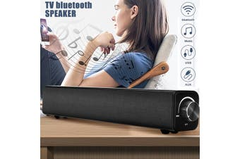 Home TV Soundbar Speaker Sound Bar 5.0 Bluetooth Wired and Wireless Theater USB(One USB Cable)