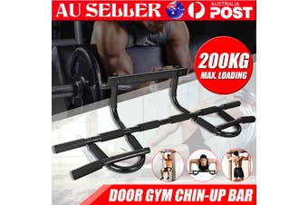 Indoor Fitness Door Frame Multi-functional Pull Up Bar Wall Chin Up Bar Horizontal Bar Fitness Equipments Body Building