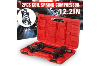 2PCS Heavy Claw Spring Compressor Car Repair Coil Spring Disassembly Device Damping Spring Compressor Vehicle Suspension