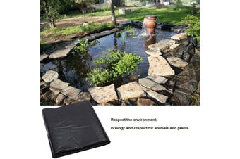 Pond Liners PVC 0.5mm Oase Pontec 15 Sizes Small / Large Ponds 20 Year Warranty # 2*4m(2m by 4m)