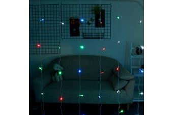 LED LIGHTS Backdrop Wedding Party PhotoBooth Decorations(multicolor)(EU Plug)
