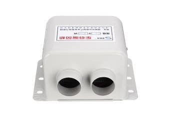 12V 600W Car Truck Auto Fan Heater Heating Warmer Windscreen Defroster Demister(white)