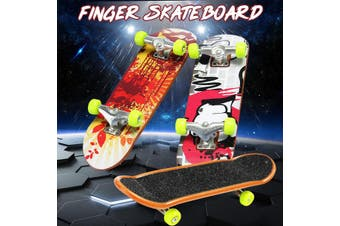5/10/20 pcs Finger Board Truck Skateboard Boy Kid Children Party Toy Birthday Gift Ramdom Pattern