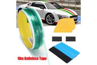 10M Knifeless Finish Line Tape Cutter Graphic Pro Vinyl Trim Cutting Wrap Tool