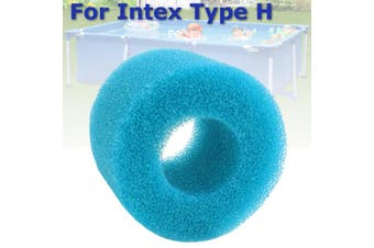 Reusable Washable Swimming Pool Filter Foam Sponge Cartridge For Intex Type H(Type 1)