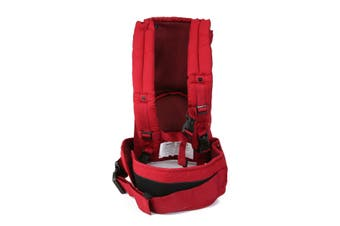 Ergonomic Baby Newborn Infant Toddler Carrier Backpack Front Back Hip Seat Chair(winered)