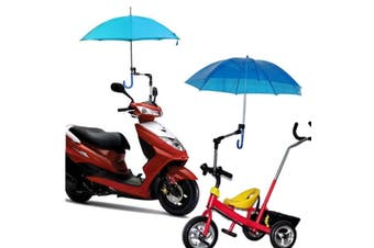Umbrella Attachment Clamp Supporter Connector Holder Pipe Bar/Wheelchair Scooter(Tool)
