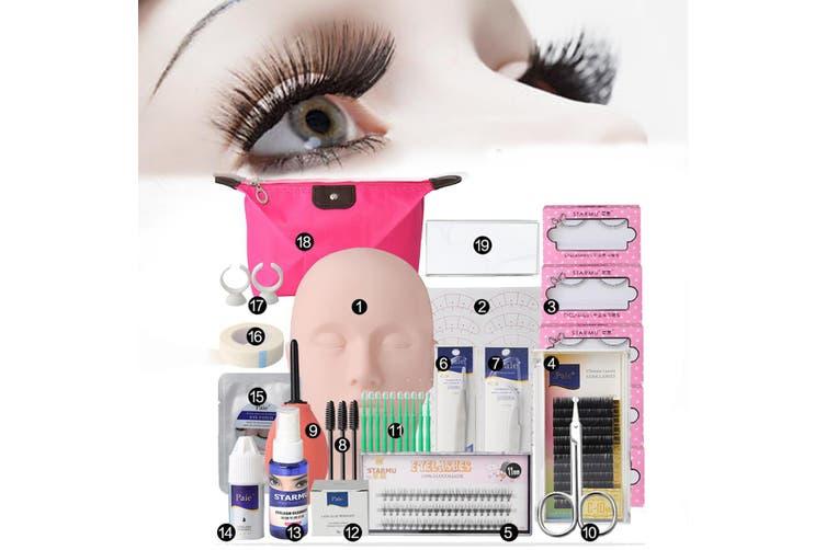 19in1 Mannequin Training Makeup False