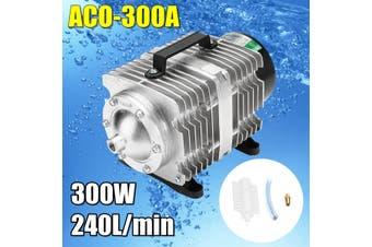 Hailea AC Piston Air Compressor Pump Koi Fish Pond Hydroponic 35 LTR - 275 LTR(300W 240L/min)