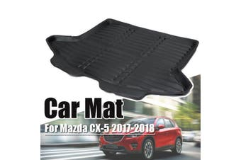 Car Rear Boot Trunk Cargo Dent Floor Protector Mat Tray For Mazda CX-5 2017-2018