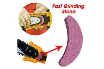 Portable Chainsaw Teeth Sharpener Grinding Chain Tool +Grinding Stone