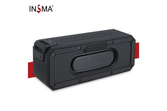 INSMA Portable 40W Wireless bluetooth 4.2 Speaker IPX7 Stereo Type-C Support TF(Type B Unbranded without NFC)