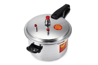 4L Household Kitchen Aluminum alloy Pressure Cooker Cooking Utensils(4.0 L for 2-3 People)