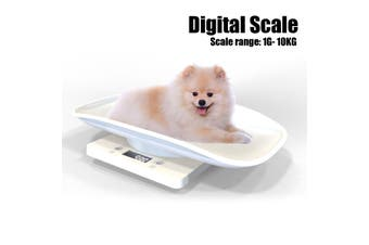 Electronic Digital Pet Scale Measure Weight Accurately 1g-10kg