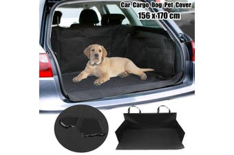 Waterproof Oxford Pet Dog Car Trunk Boot Seat Cover Cushion SUV/Trunk Protector Liner Mat