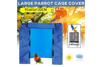 420D Waterproof And Dustproof Bird Cage Cover For Pet Protection To Reduce Disturbance