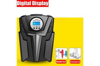 Digital Tire Inflator DC 12 Volt Car Portable Air Compressor Pump Car Air Compressor for Car Motorcycles Bicycles