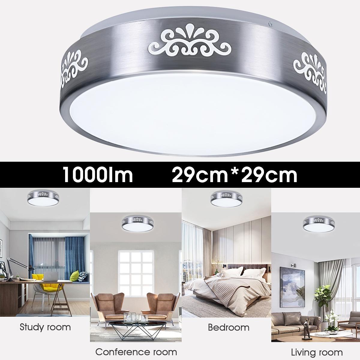 Image of: Holmark Modern Led Ceiling Light Surface Mount Lamp Home Bedroom Living Au Matt Blatt