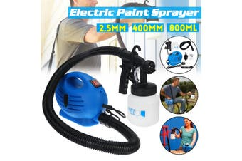 650W Three-way Electric Air Sprayer 800mL Kit For Brick Molding(EU Plug)