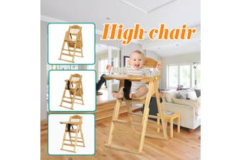 3in1 High Chair Baby Protable Baby Highchair Infant Child Feeding Seat
