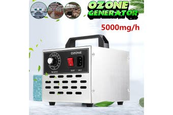 3.5/5/7/10/35g Air Purifier 0zone Generator Ionizer Remover Cleaner(5 g)