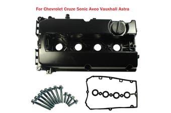 Engine Valve Cover Camshaft Rocker Gasket For Chevrolet Cruze Sonic Aveo Vauxhall Astra
