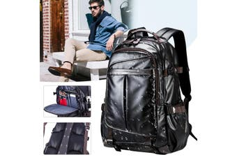 Men's Waterproof Large Laptop Backpack School Bag Sports Travel