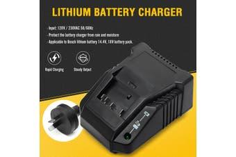 Lithium Li-Ion Battery Charger 2.0A For 14.4V 18V Li-ion AL1860CV AL1820CV(AU)