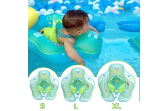 Free Shipping + Flash Deal Baby Waist Inflatable Swimming Ring Swim Pool Float Toy Bath Pool Toy Trainer XL NEW(XL)