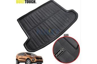 Car Rear Trunk Cargo Mat Floor Carpet Protective Pad For Kia Sportage (QL) 16-19(1x)
