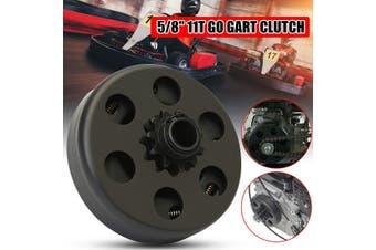 "1Pcs Black 5/8"" Engine Clutch Sprocket 11T Bore For Gokart KDC Kart GX160 GX200 MAX80(5/8"" 11Teeth)"