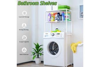 3-Tier Over Toilet/Laundry Washing Machine Bathroom Storage Rack Shelf Organizer(Style 1)