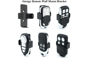 Garage Gate Remote Wall Mount Bracket Clip Fit PTX4/Merlin/Boss/B&D/Gliderol/ATA