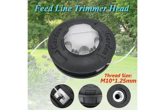 Universal Aluminum Nylon Lawn Mower Line Strimmer String Trimmer Head Cutter