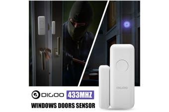 DIGOO DG-HOSA 433MHz Wireless GSM And WIFI DIY Accessories Smart Home Security Alarm Systems Wireless Guarding Windows Doors Sensor